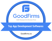 Top app development software companies