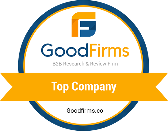 goodfirms top software development company the right software pvt ltd